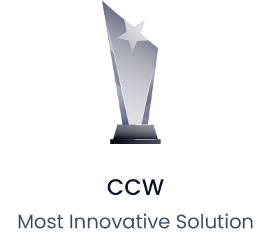 Award CCW Most Innovative Solution