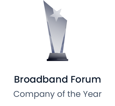 Award Broadband Forum Company of the Year